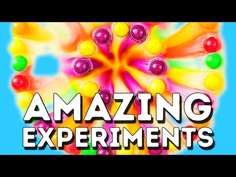 Thumbnail: 35 Science Experiments That Are Basically Magic l 5-MINUTE CRAFTS COMPILATION