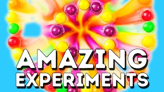 35 science experiments that are basically magic l 5 minute crafts compilation