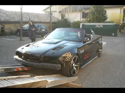 bmw e36 cabrio tuning 2011 part 1 youtube. Black Bedroom Furniture Sets. Home Design Ideas