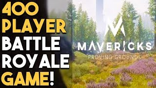 400 PLAYER BATTLE ROYALE GAME! GREAT PS4 GAME DEALS!