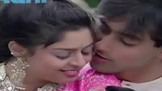 Chandni Raat Hai Tu Mere Saath Hai || Baaghi (1990) || Salman Khan & Nagma ||[HD] ||