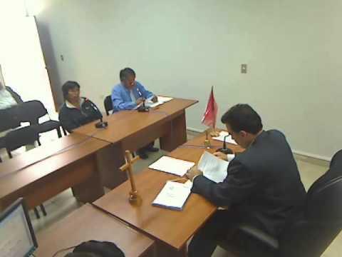 Audiencia Única Nueva Ley Procesal Laboral N° 29497