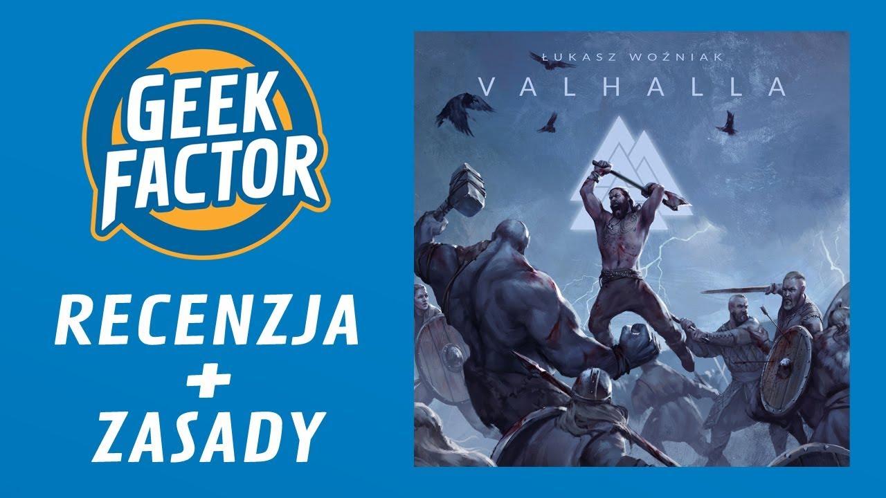 VALHALLA – Recenzja i Zasady