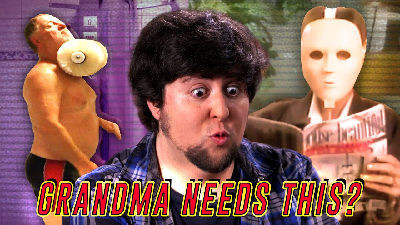 Download Old People Got Weird Products - JonTron