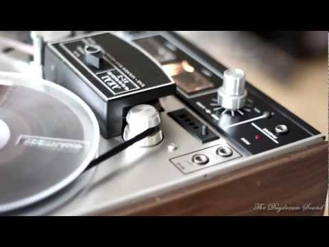 The Reel to Reel Audio Tape Machine - Analog Recorders