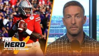 Dwayne Haskins will start ASAP, Joel Klatt recaps first round of the 2019 NFL Draft | NFL | THE HERD
