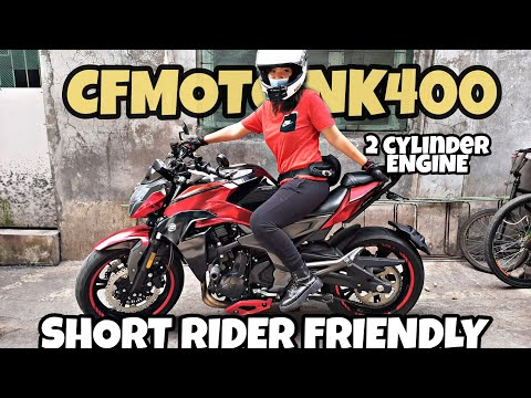 CF MOTO NK400 REVIEW | FIRST RIDE EXPRESSWAY LEGAL | ISSUE REVEAL