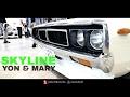 Yonmeri Skyline Modified Yon & Mary - Borneo Kustom Show 2017