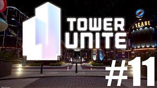 The FGN Crew Plays: Tower Unite #11 - Winter Wonderland (PC)