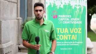 Reportagem Paredes Creative Camp