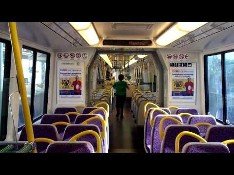 Queensland Rail to Roma Street