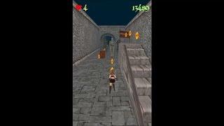 Warrior Princess Temple Run - Gameplay screenshot 1