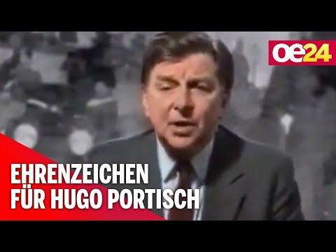 Hugo Portisch Erhält Goldenes Ehrenzeichen