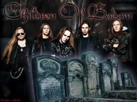 Children Of Bodom - Powerslave