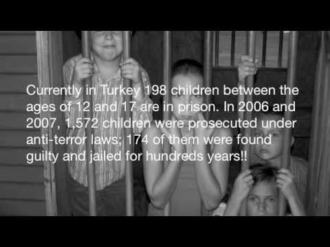 crime against children by turkey in Kurdistan?