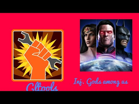 BEST Settings in gltools for injustice gods among us - hmong video