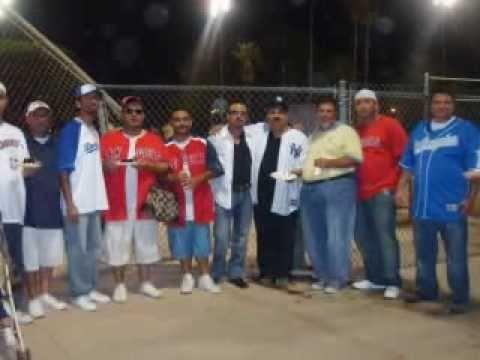 Gypsy OC Church Baseball Game.