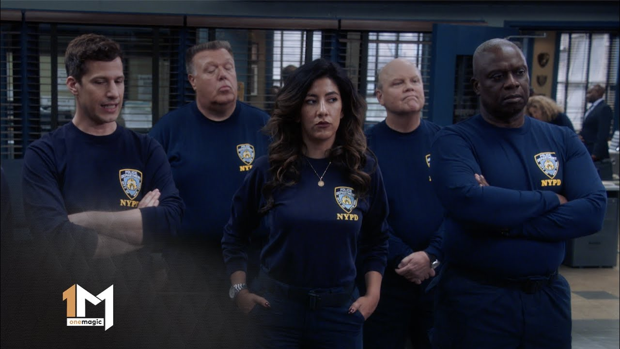 The Jimmy Jab Games – Brooklyn Nine-Nine | 1 Magic
