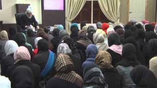 Gulshan-e-Waqfe Nau (Lajna) Class: 14th November 2010 - Part 1 (Urdu)