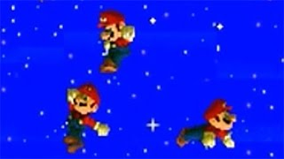 New Super Mario Bros. DS - All Variety Minigames