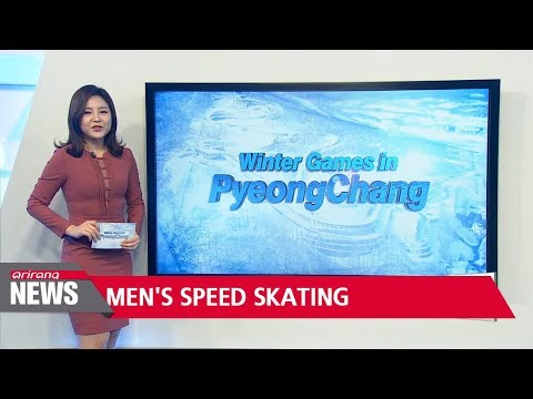 Cha Min-kyu wins surprise silver in men's 500m speed skating