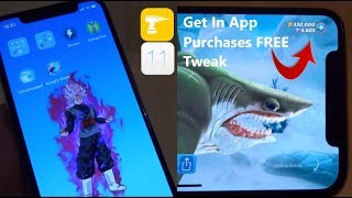 NEW How To Get In App Purchases FREE Tweak iOS 11 - 11.1.2 NO Computer iPhone iPad iPod Touch