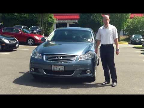 Why the 2008 Infiniti M35X might be the best LUXURY purchase you'll ever make