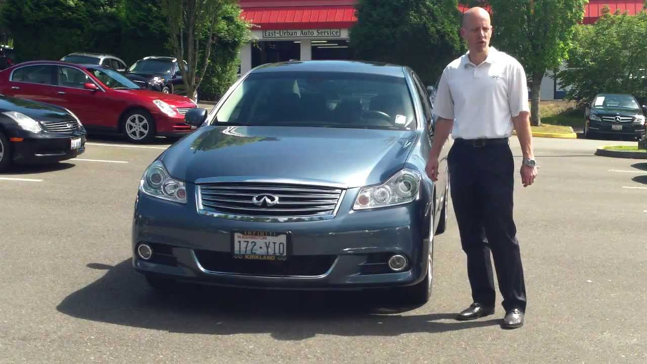 Why The 2008 Infiniti M35x Might Be Best Luxury Purchase You Ll Ever Make