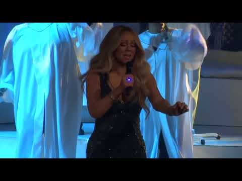 Mariah Carey - Joy To The World Live 12-16-17