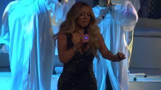 Mariah Carey - Joy To The World Live 12-16-17