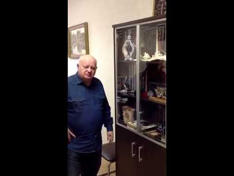 Мебель на заказ в Тюмени - отзыв Сергея Михайловича