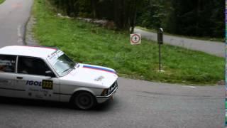Rallye Mont - Blanc 2015 - Drift BMW vhc