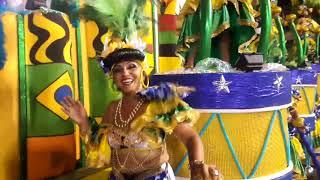 Acadêmicos de Santa Cruz 2018 - Desfile Oficial (10/02/2018)