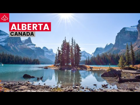 BEST Things To Do In Alberta (Eng & Span subtitles)