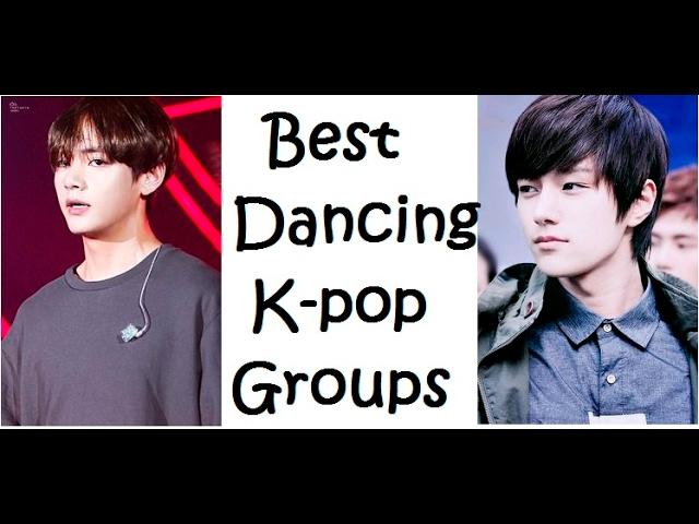 10 Best DANCING Kpop Groups (boy)