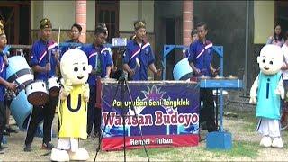 DIBALIK ON AIR TONGKLEK WARISAN BUDOYO Bersama UPIN & IPIN Joget Asik Sekali