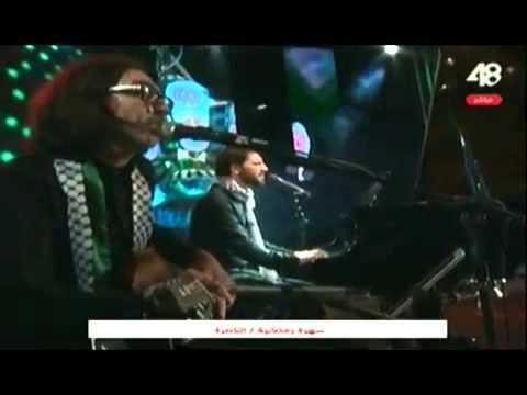 Sami Yusuf concert in ( Nazareth-Palestine ) (  5/7/2015 )