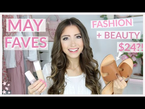 MAY FAVORITES 2019 | BEAUTY + FASHION thumbnail