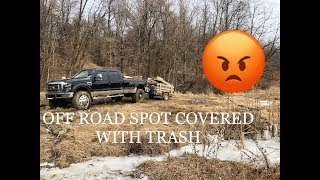 americans-should-take-pride-in-our-country-off-roading-spot-destroyed