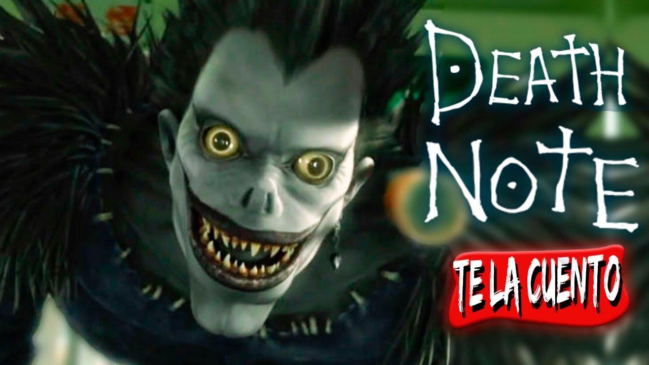 Download Death Note | Te la Cuento