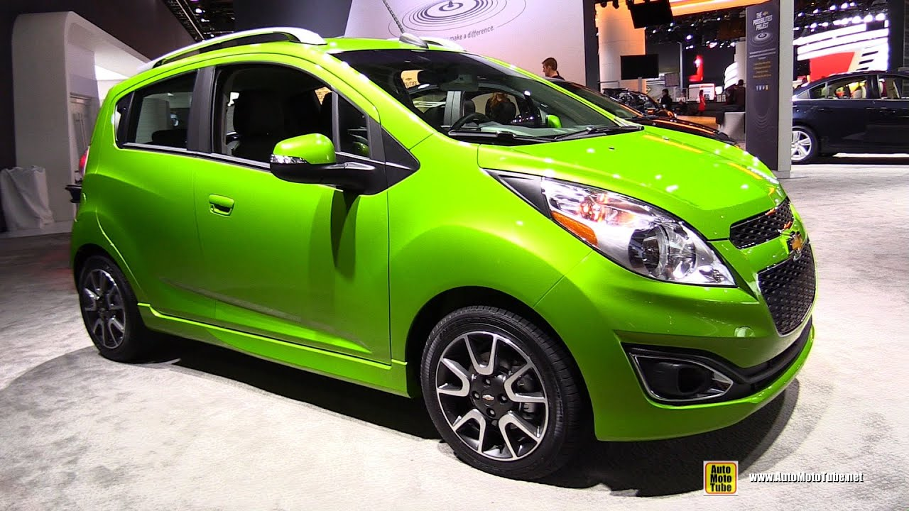 2015 Chevrolet Spark Exterior And Interior Walkaround 2015 Detroit Auto Show Youtube