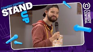 Atila Shinhe e a camiseta de 200 REAIS Stand Up no Comedy Central