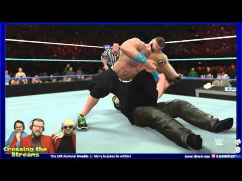 CtS — The LRR Autumnal Rumble — WWE2K16