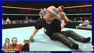 The LRR Autumnal Rumble — WWE2K16