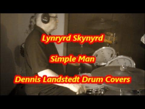 lynyrd skynyrd simple man dennis landstedt drum covers. Black Bedroom Furniture Sets. Home Design Ideas