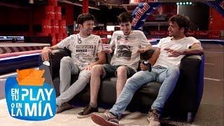 WILLYREX y ALEXBY contra CARLOS SAINZ en Gran Turismo Sport - En Tu Play o en la mía