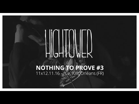 [WFTN #03] Hightower – Nothing To Prove #3
