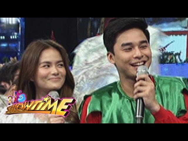 It's Showtime: McLisse's pick up line to each other