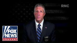 Police union president Pat Lynch slams Democrat crime policies at the RNC| Full