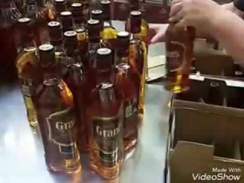 Поклейка акцизов на алкоголь